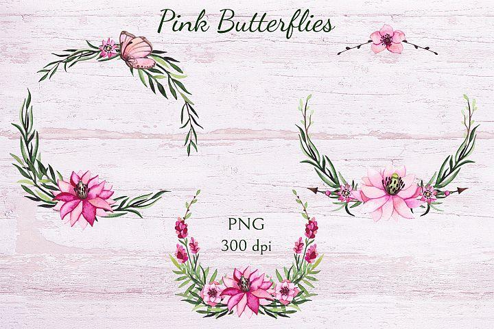 Pinkbutterfly5
