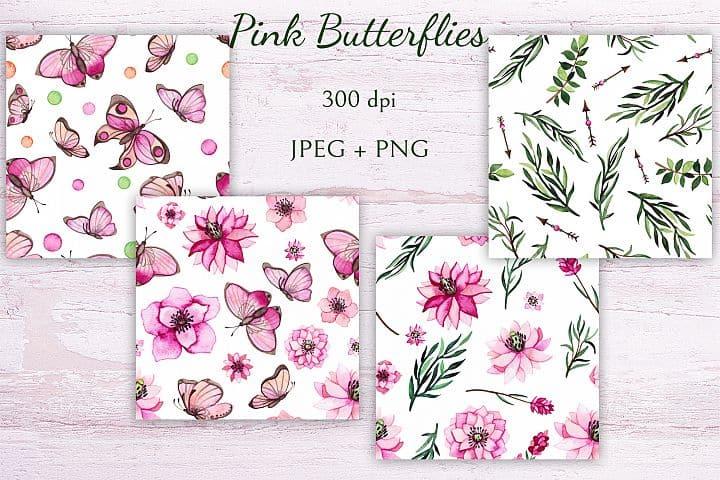 Pinkbutterfly6