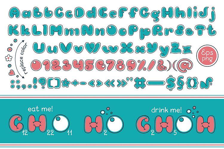 Double Bouble Font