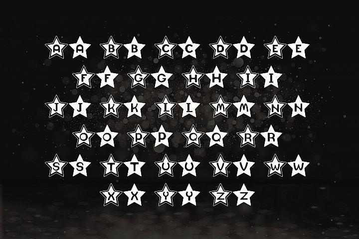 Free Capelala Star Font