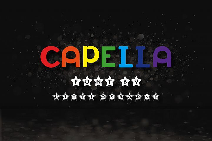 Free Capella Font