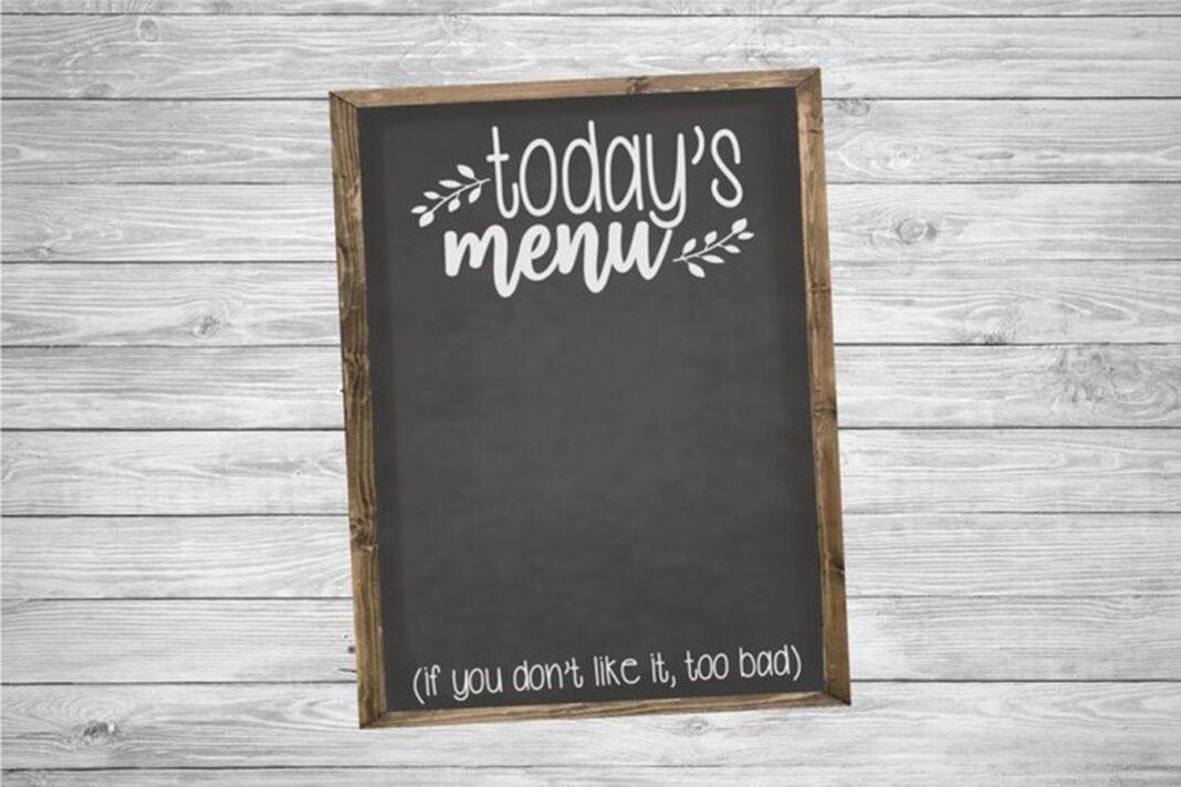 Kitchen Free SVG File