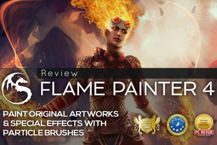 Flame Painter 4 Review
