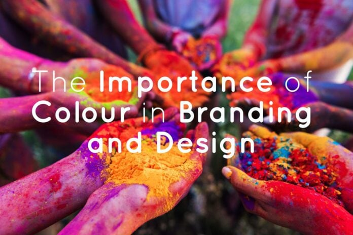Article - The Importance of Colour in Branding and Design