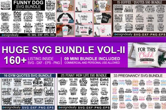 The Huge SVG Bundle VolII Graphics 3797825 1 1 580x386 1