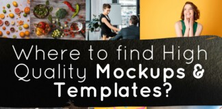 Best place to get Mockups and Templates