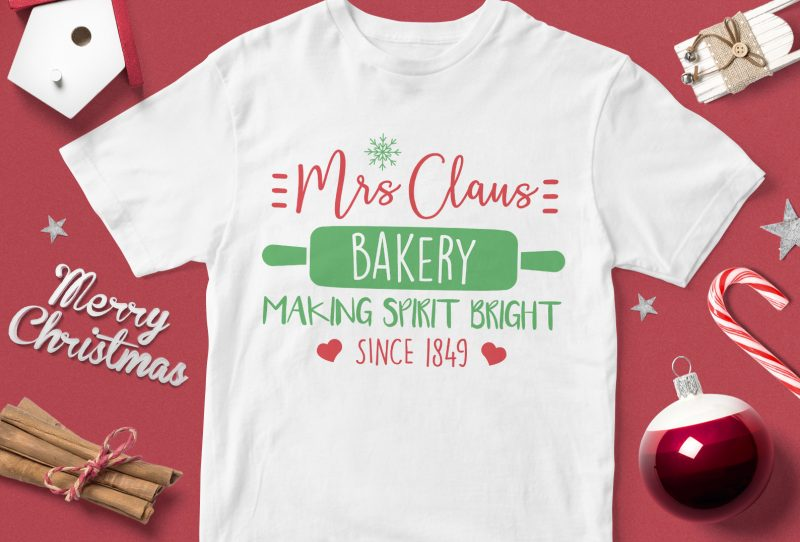 Christmas SVG Design