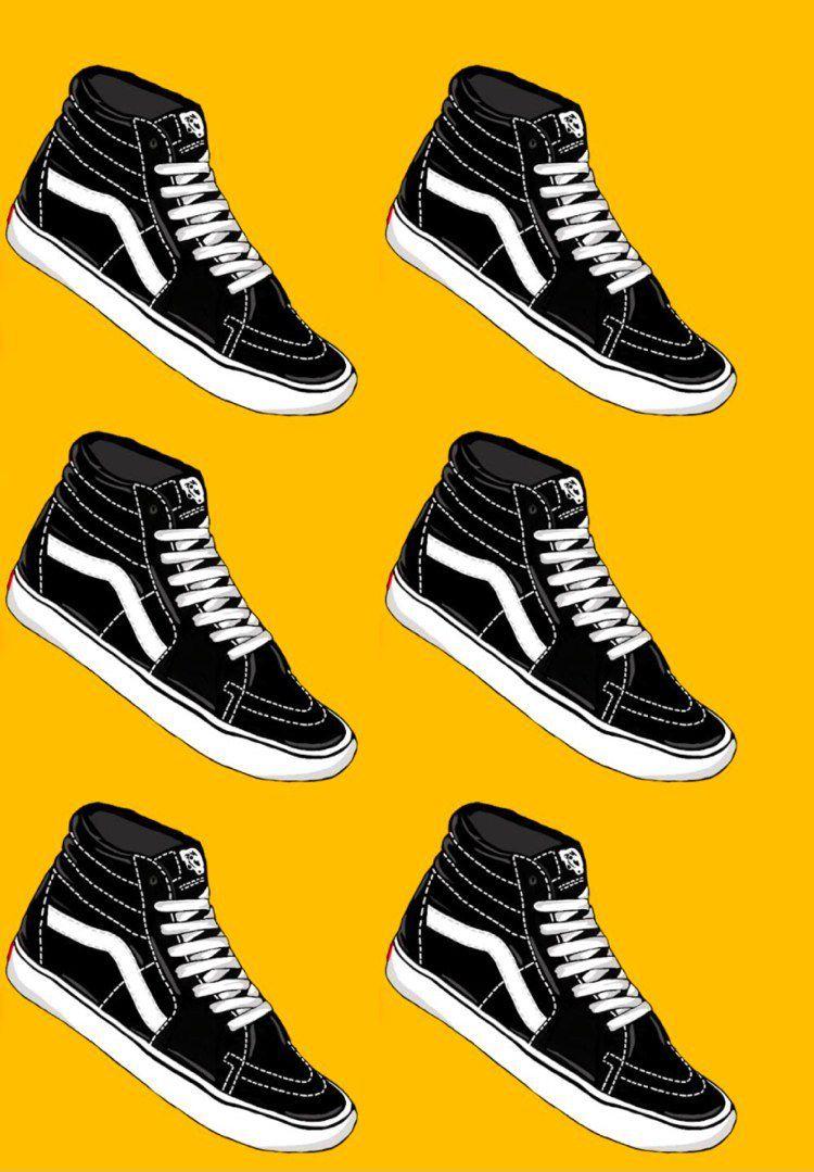 Gym Shoes Artwork by maddie_artdesign