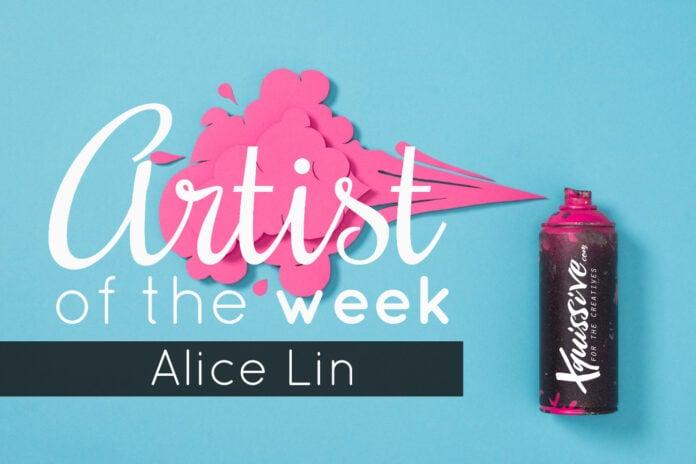 Artist of the Week 38 - Alice Lin