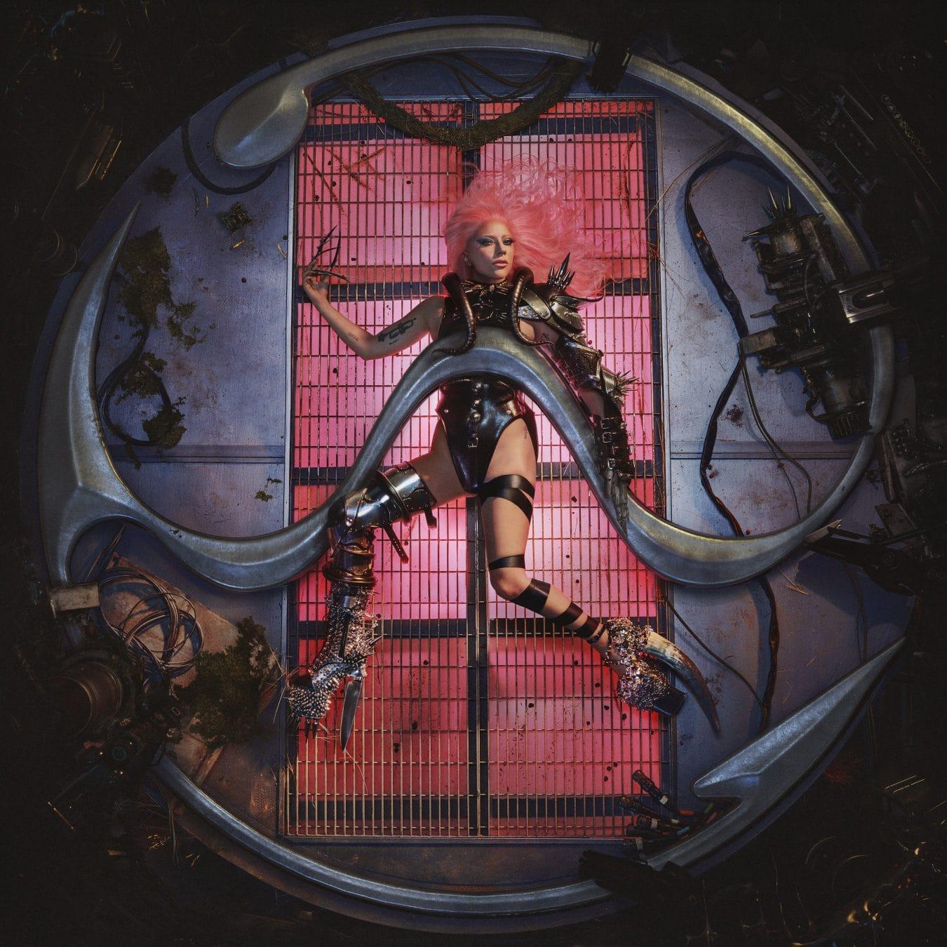 Best Album Cover Design - Chromatica – Lady Gaga