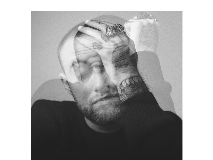 Best Album Cover Design - Circles - Mac Miller