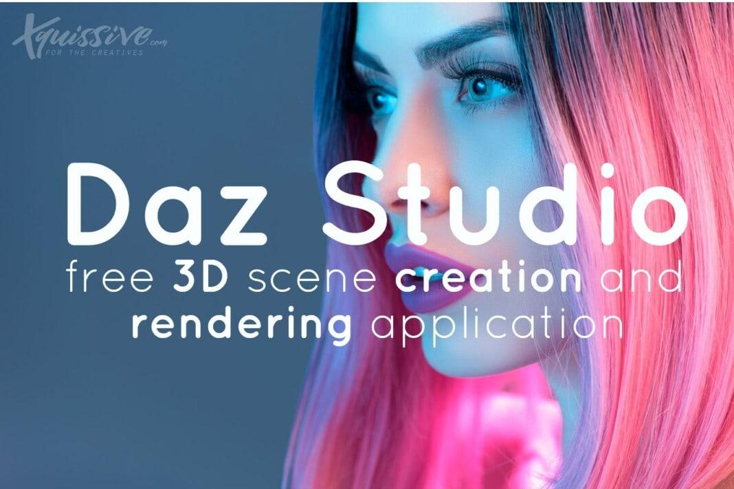 Daz Studio 3d Creator