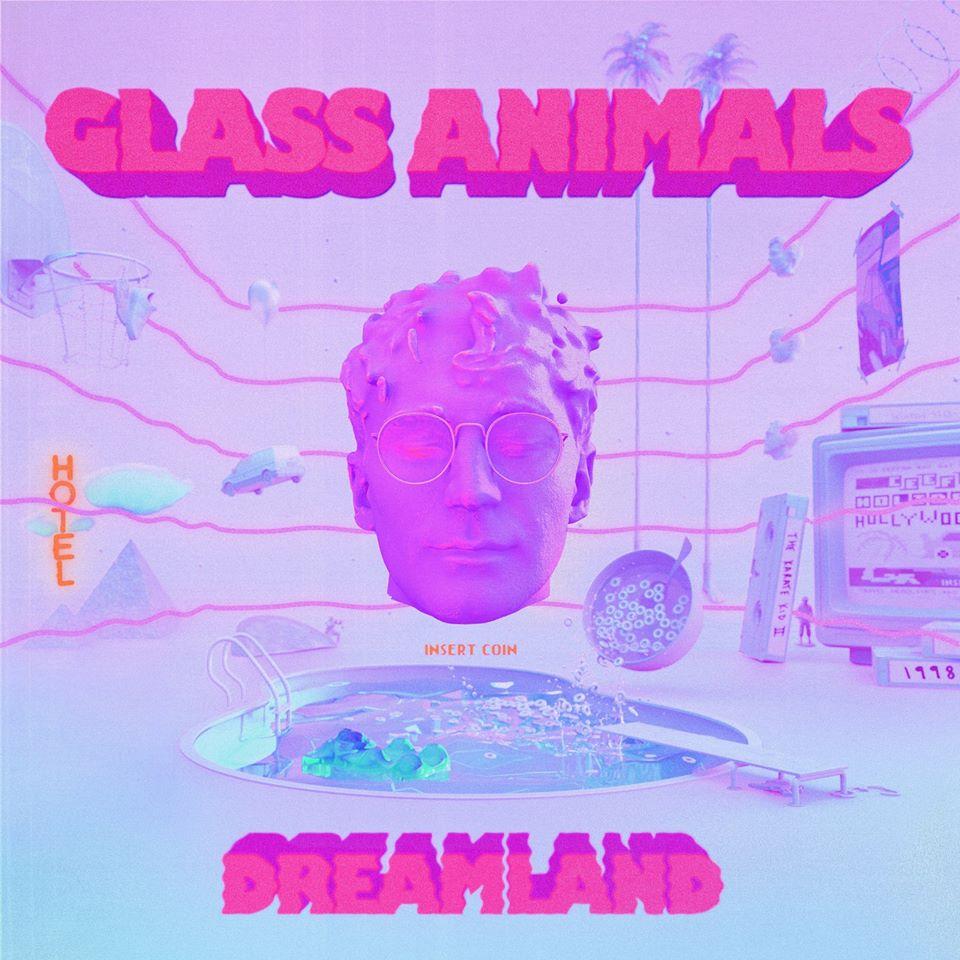 Best Album Cover Design - Dreamland - Glass Animals