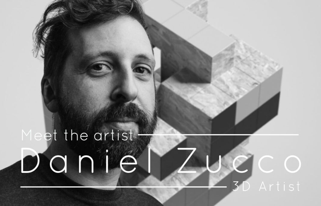 Meet the Artist - Daniel Zucco Interview