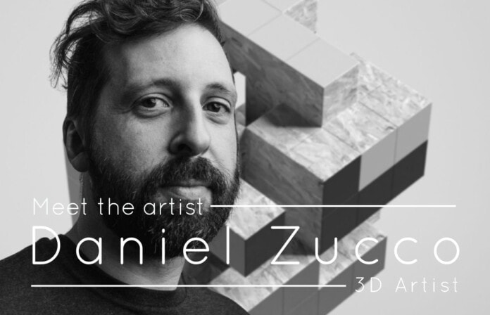 Meet the Artist - Daniel Zucco Interview