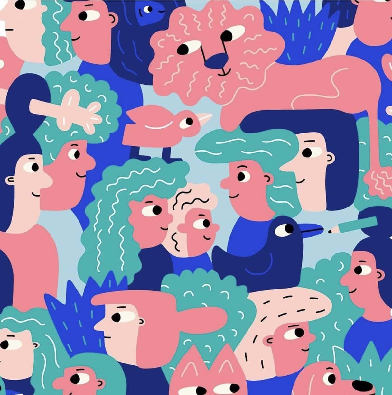 Illustrations by Nina Dzyvulska