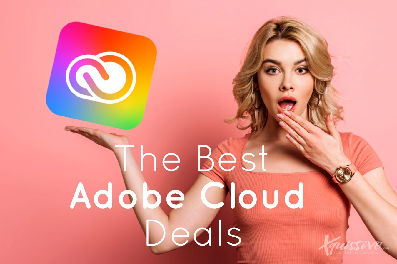 Best Adobe Cloud Deals