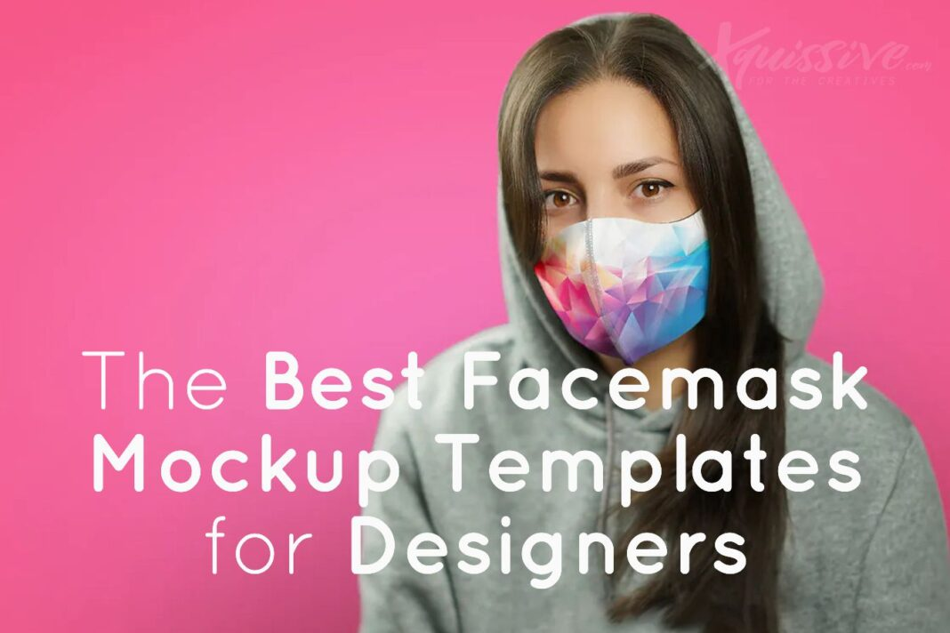 The Best Facemask Mockup Templates for Designers