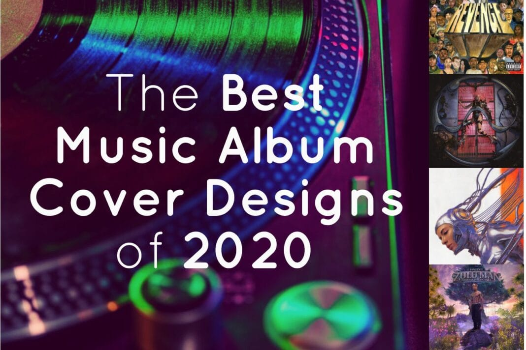 The Best Music Album Designs 2020