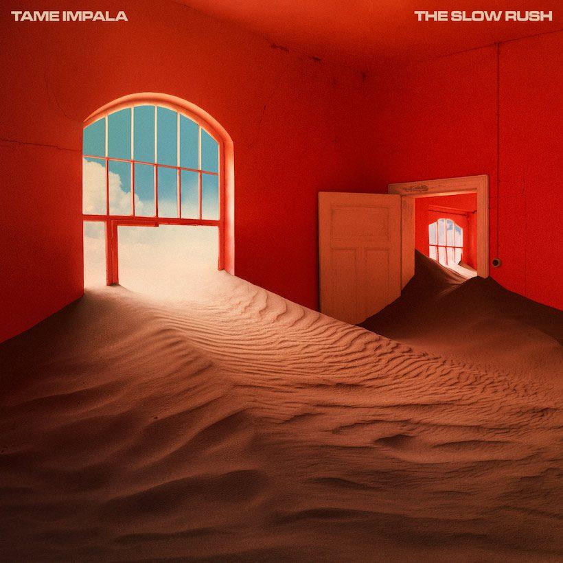 Best Album Cover Design - The Slow Rush - Tame Impala