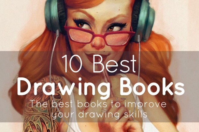 10 Best drawing books