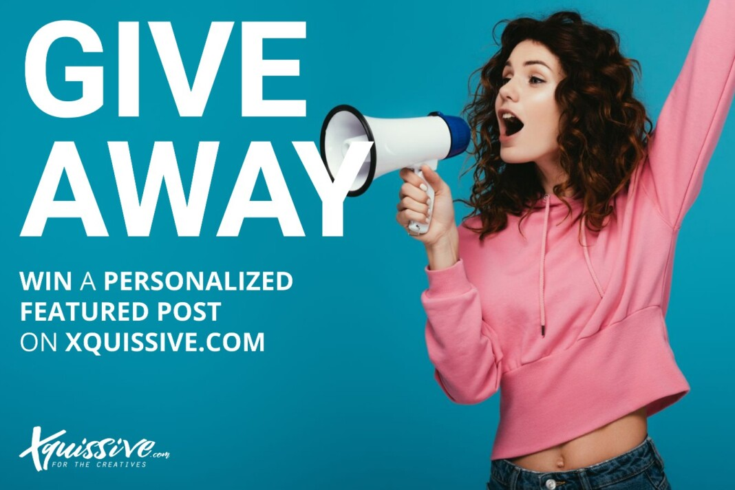 GiveAway Featured Post