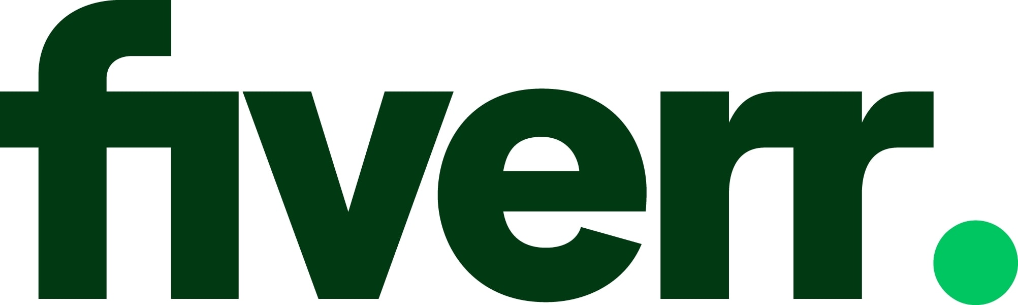 Fiverr Logo GreenGreen RGB