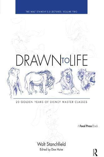 drawn to life - Walt Stanchfield