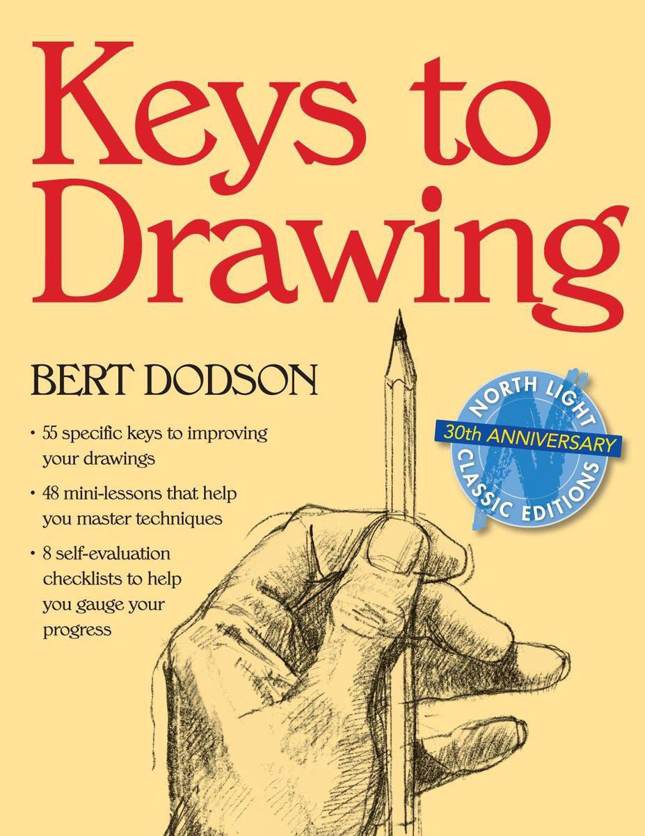 keys to drawing - Bert Dodson