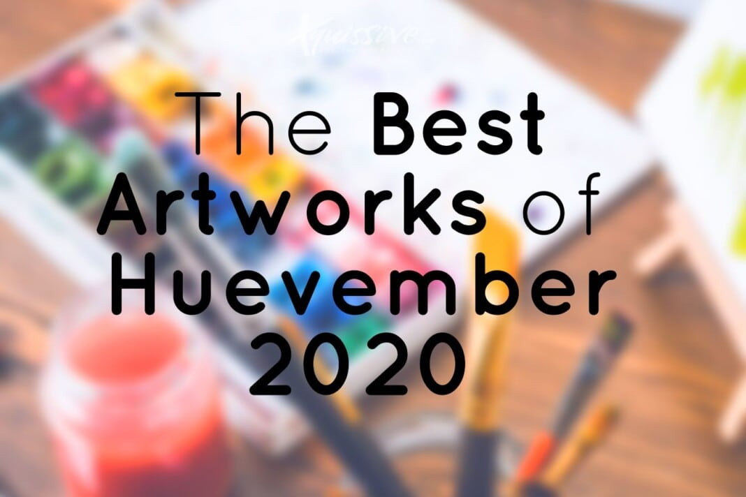 Best Artworks of Huevember 2020