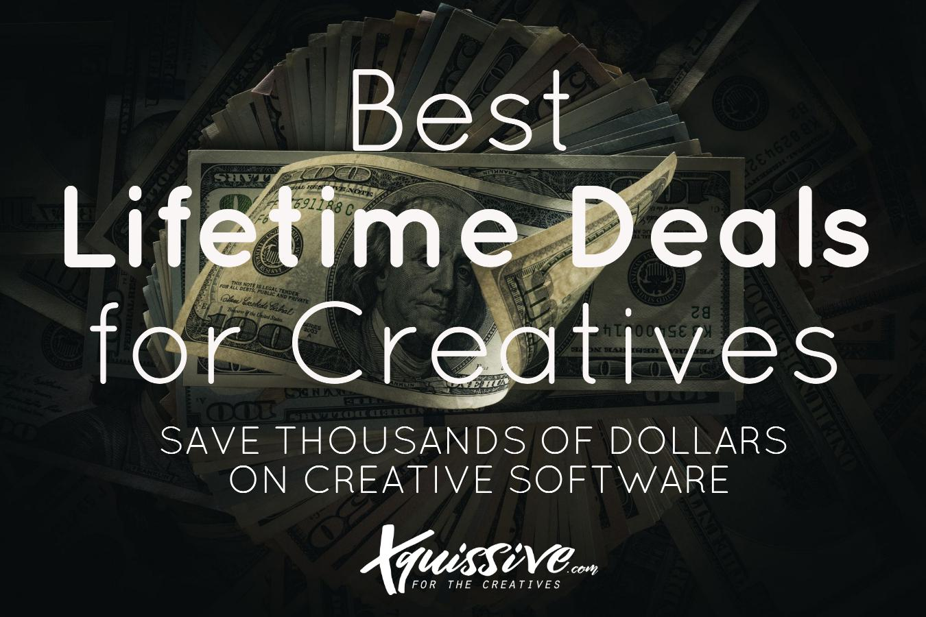 BEST LIFETIME DEALS for Creative SAAS