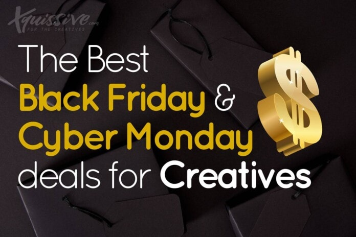 Black Friday Deals for Creatives and Designers