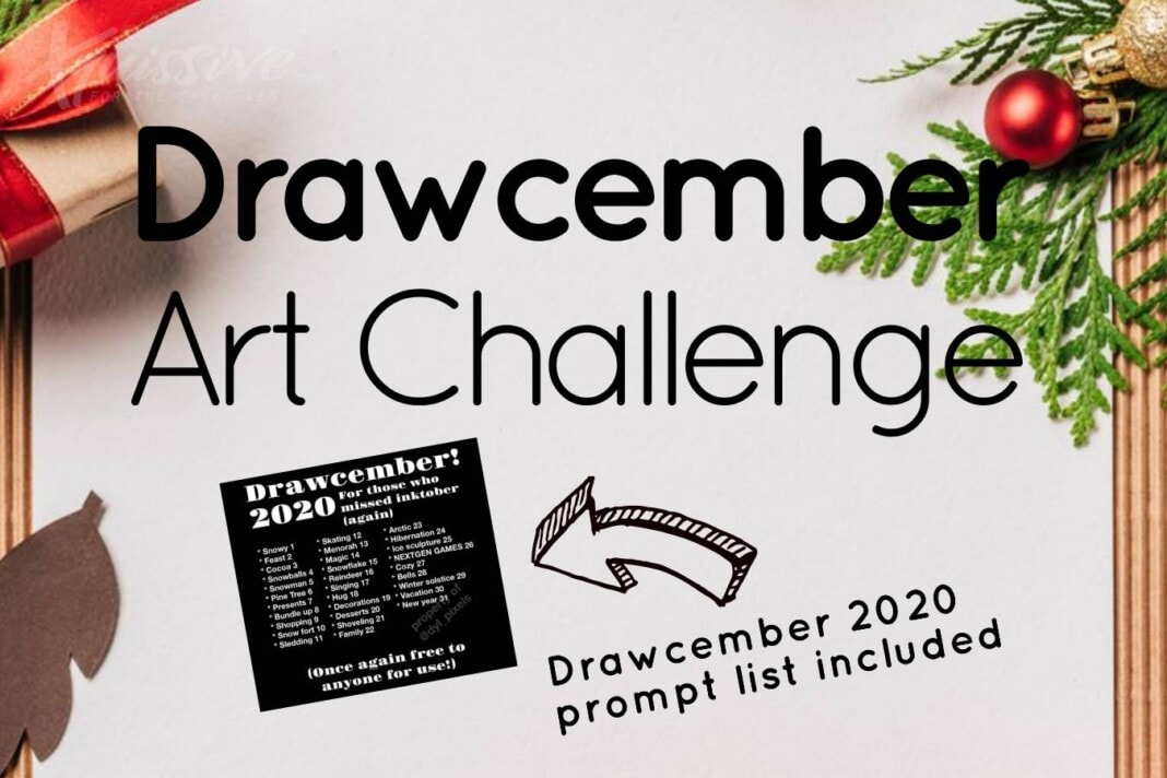 Drawcember 2020