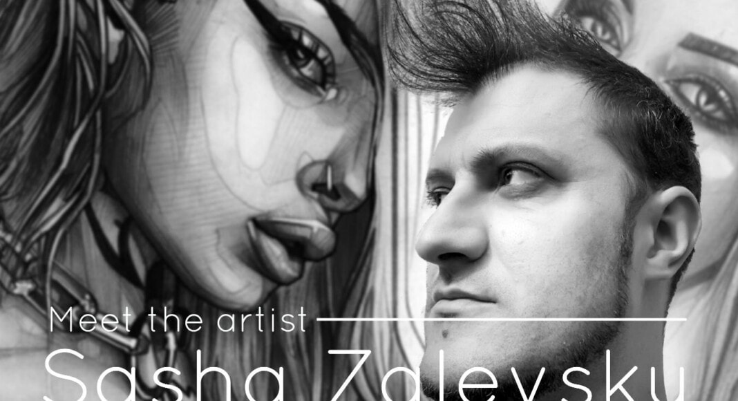 Meet the Artist - Alexandr Zalevsky Interview