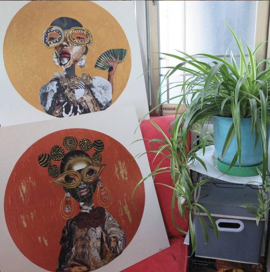 Gherdai Hassell artworks
