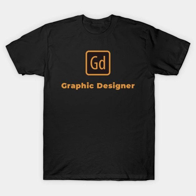 Graphic Designer Shirt - Must have T-Shirts for Creatives