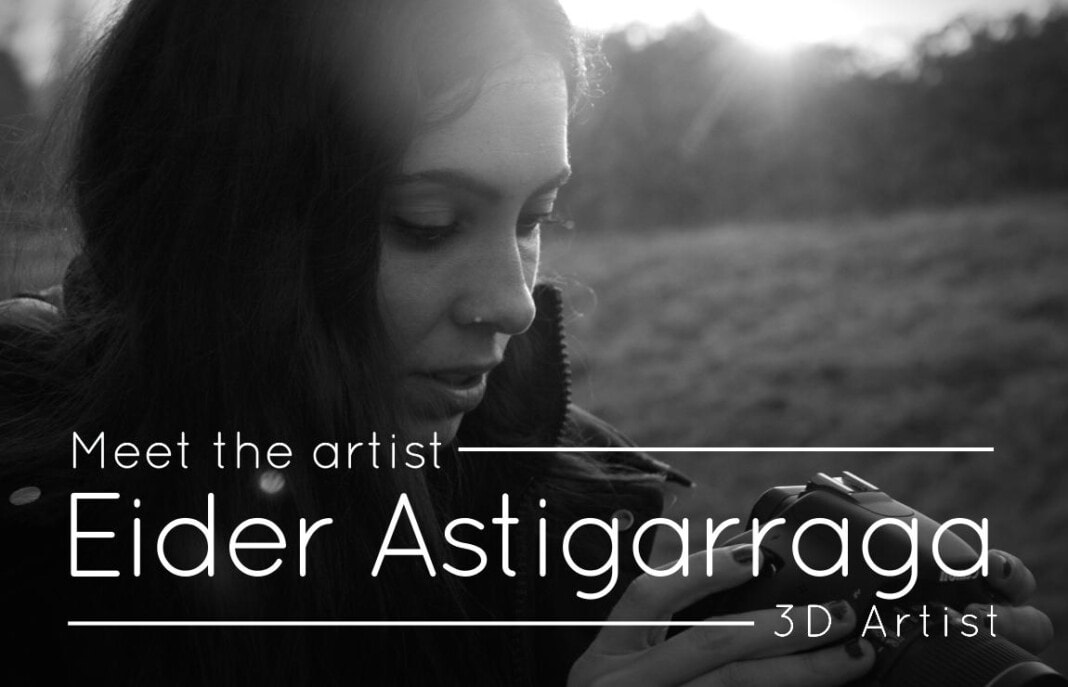 Meet the Artist - Eider Astigarraga