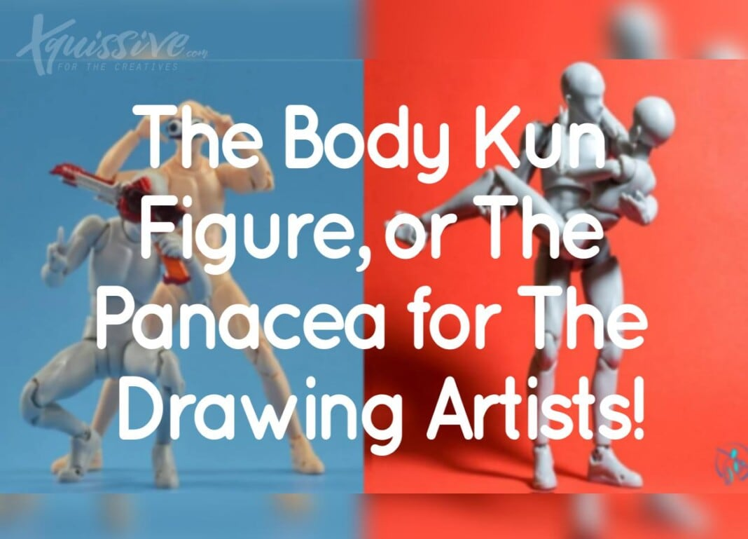 Body Kun Drawing Figures for Artists