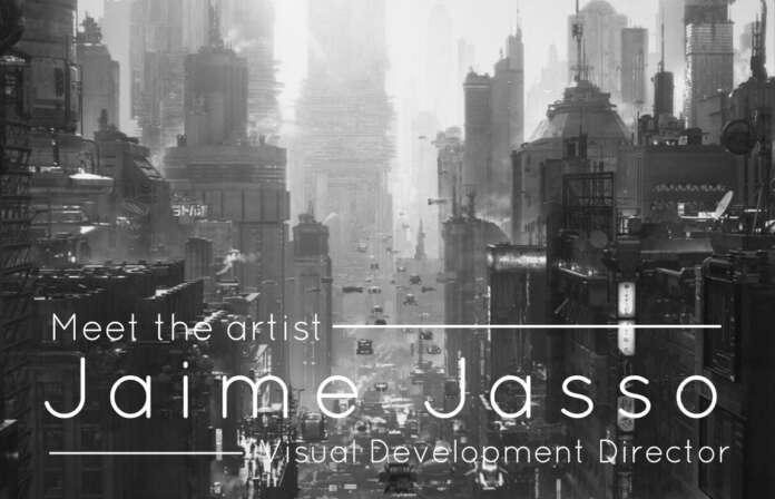 Meet the Artist - Jaime Jasso