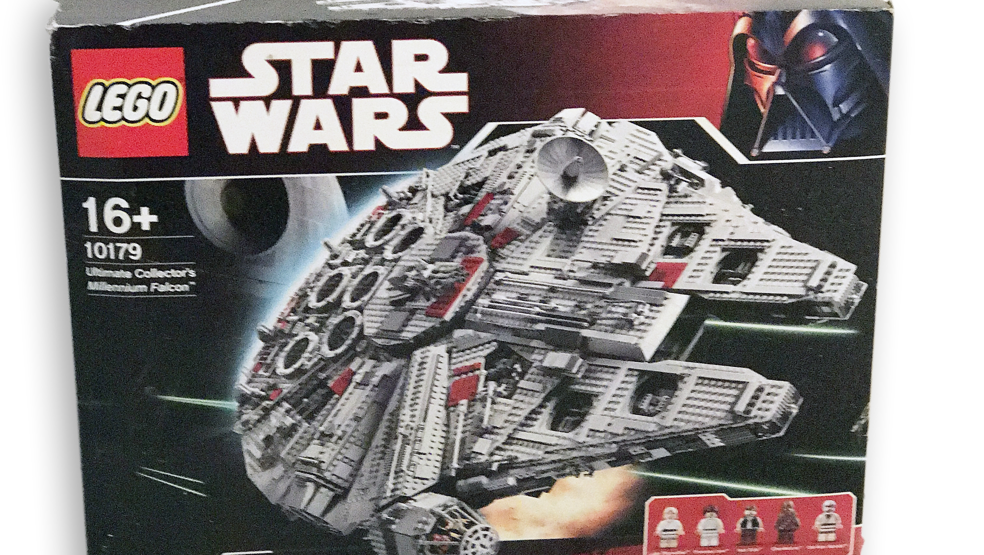 Star Wars - 10179 - Millennium Falcon