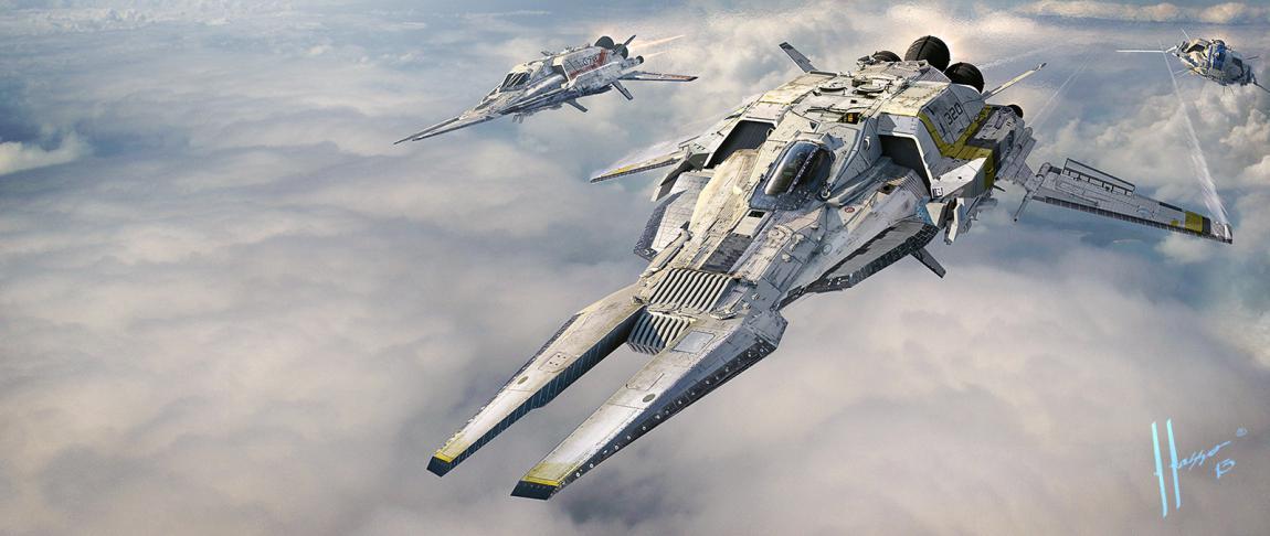 Armada Aerospace Interceptor