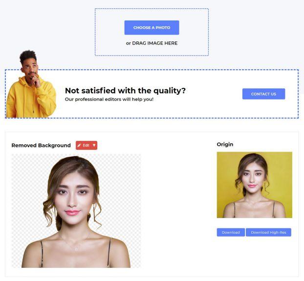 Remove.ai example image