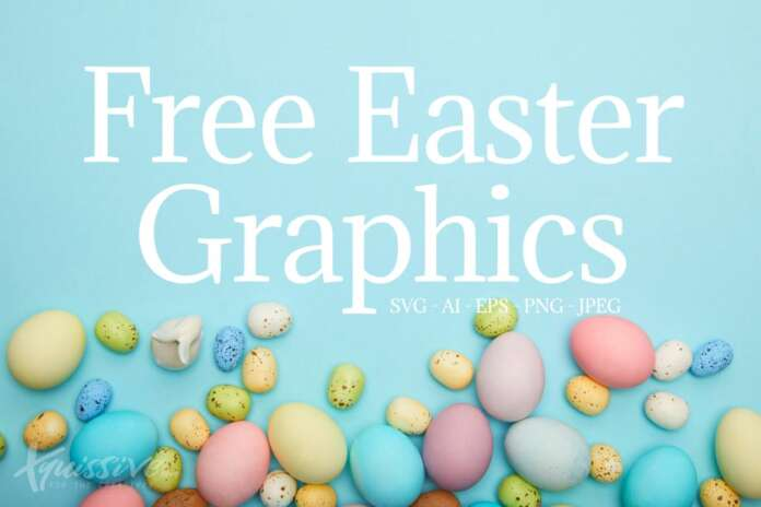 FREE Easter Designs and Graphics
