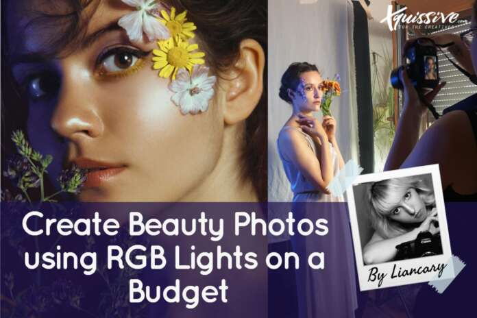 How to create budget Photostudio by Liancay