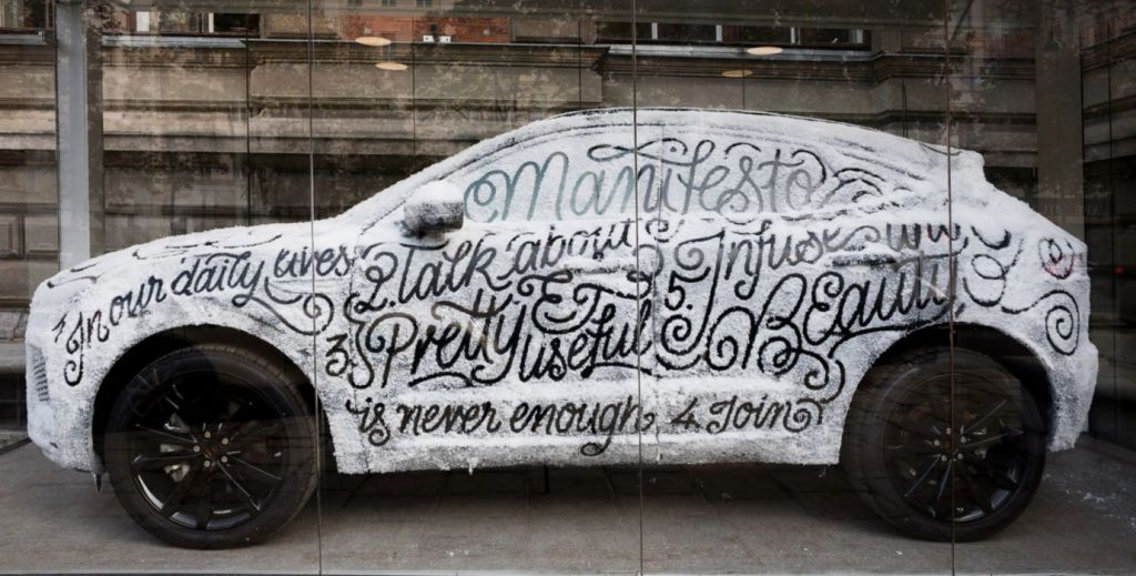 Beauty, c: Sagmeister and Walsh