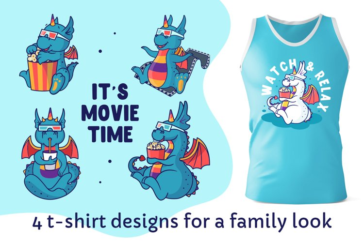 Dragon T-shirt Designs