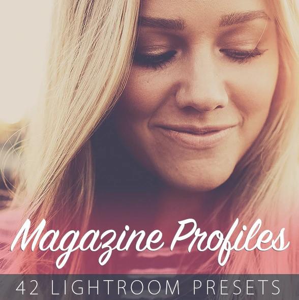 42 Magazine Profiles - Lightroom Presets