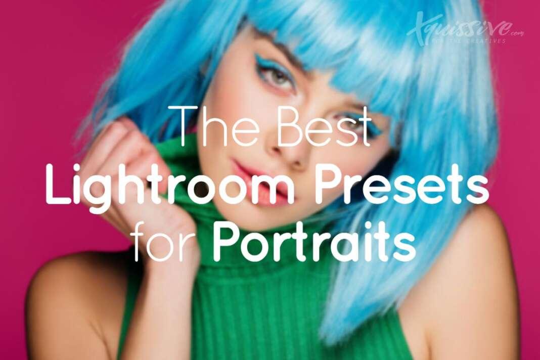 Best Lightroom presets for portraits