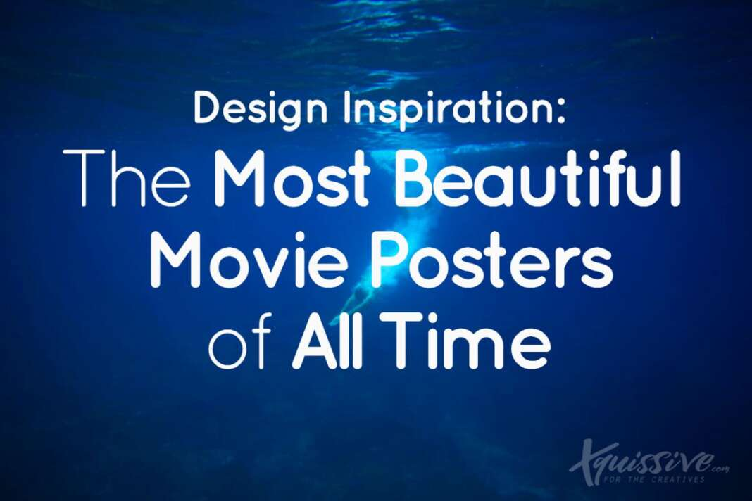 Most Beautiful Movie Posters of All Time