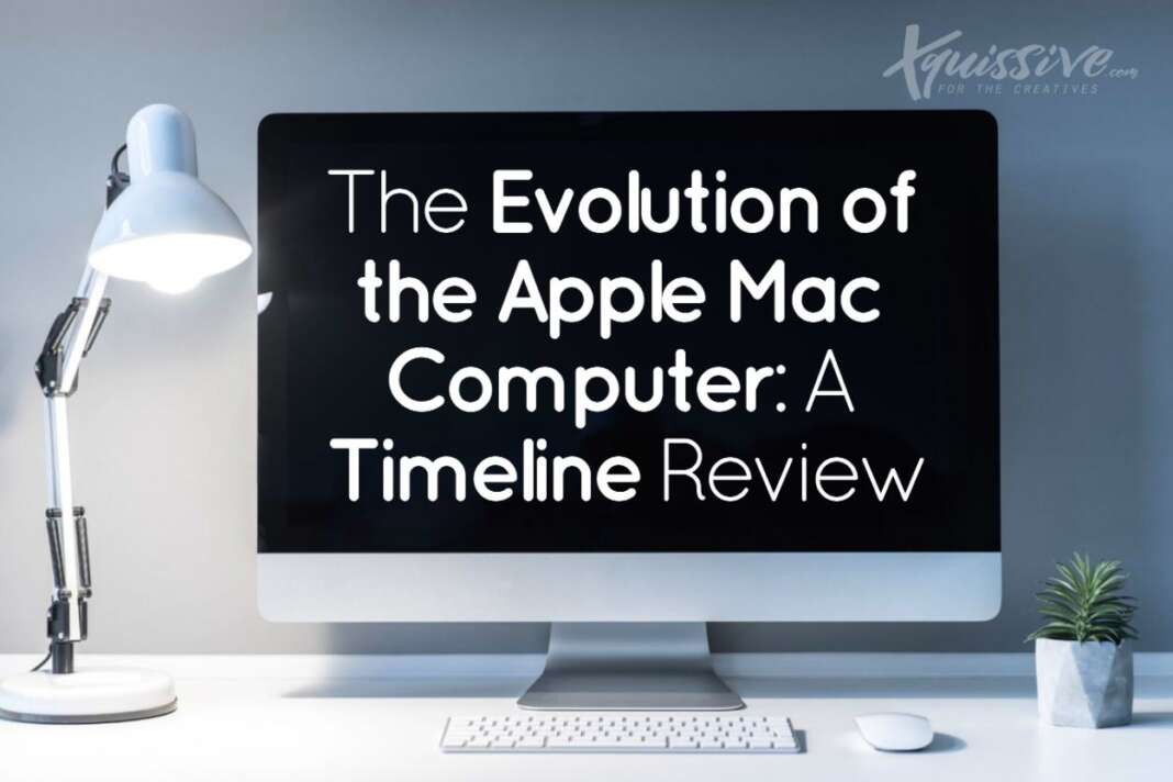 List of all Apple computers